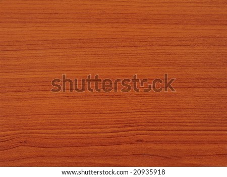 Detail of cherry tree wood - stock photo