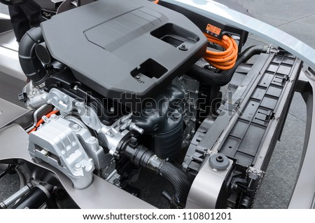 Electric Car Battery Stock Images Royalty Free Images Vectors