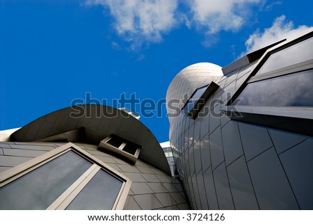 Industrial Roof Ventilation Stock Photo 11245933