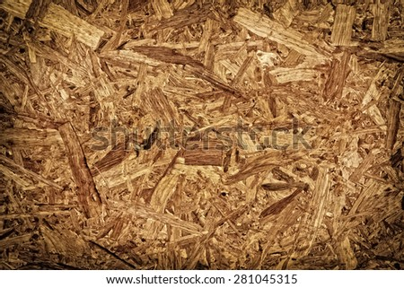 detail of plywood crate ,plywood texture background   - stock photo