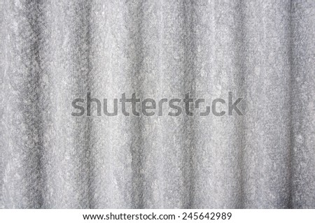 Detail of roof tile - stock photo
