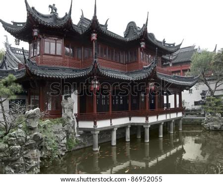 Yuyuan Garden Stock Images Royalty-Free Images U0026 Vectors   Shutterstock