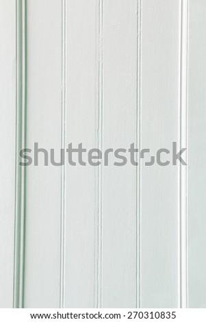 Detail of white window - stock photo