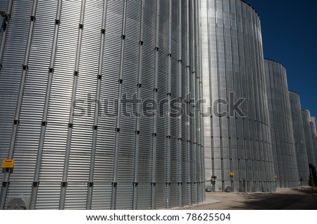 detail view of a gas tank made vom aluminium and steel - stock photo