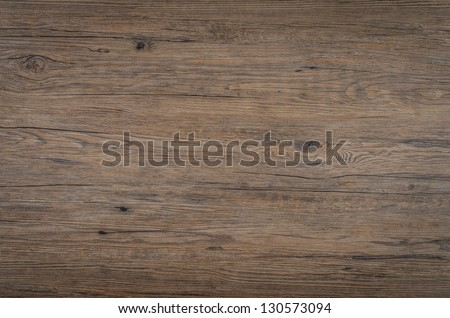 Detailed closeup of brown wood texture background.