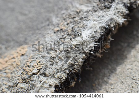 Detailed photography roof covering material asbestos stock for Roof covering materials