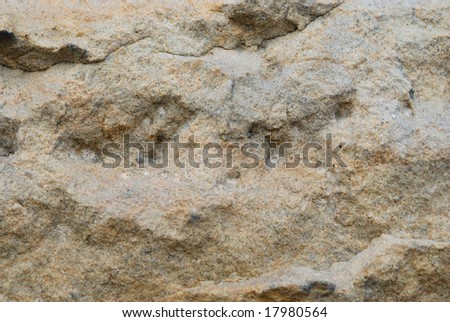 detailed rough stone texture of stone wall