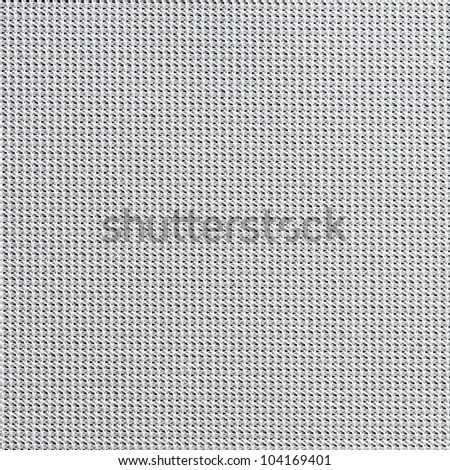 detailed textile material background texture - stock photo