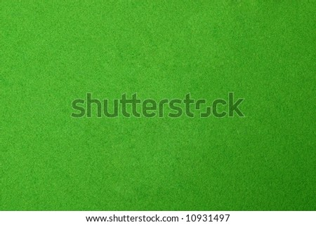 detailed texture - snooker, pool, billiards table - stock photo