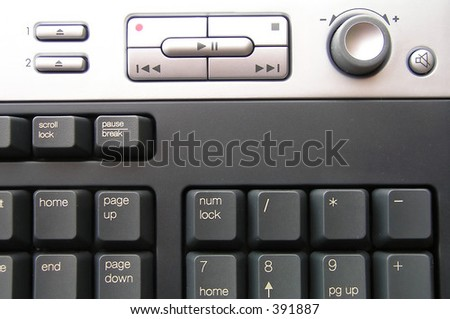 Details from keyboard