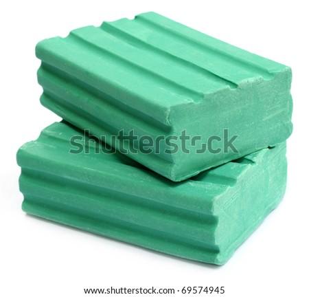 Detergent bar - stock photo