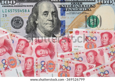 Devaluation of China's Currency Against US Currency
