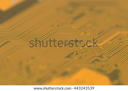 diagram on the board as a background - stock photo