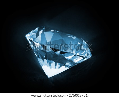 Diamond Diamond - stock photo