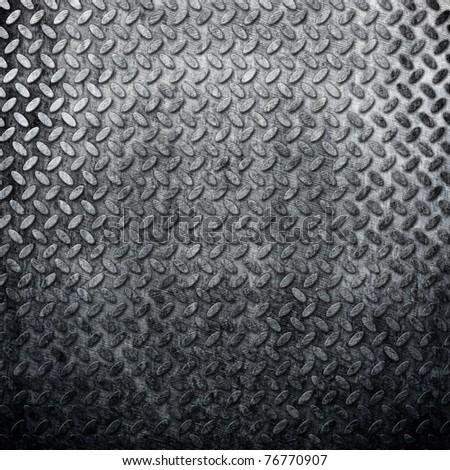Diamond grid - stock photo