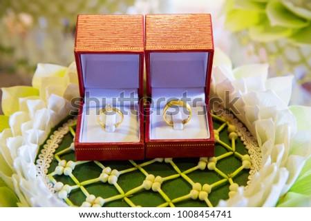 Diamond Ring Wedding Ring Wedding Ring Stock Photo 1008454741