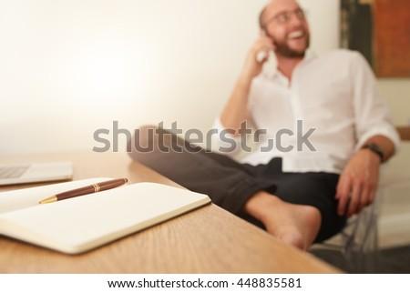 Businesmen male asshole massage