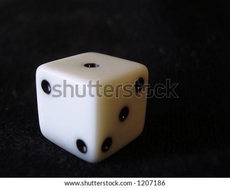 dice - stock photo