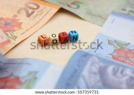 dice stacked letters letters loan