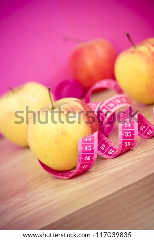 diet and healthy food: apples for fat loss