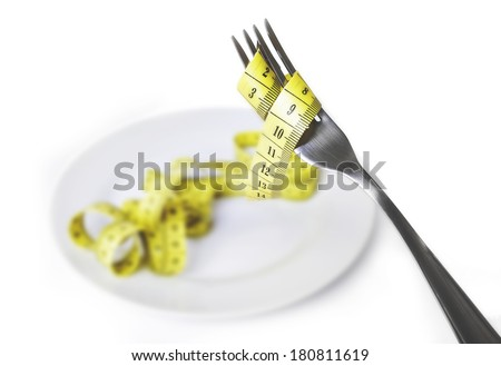 diet- weight loss - stock photo