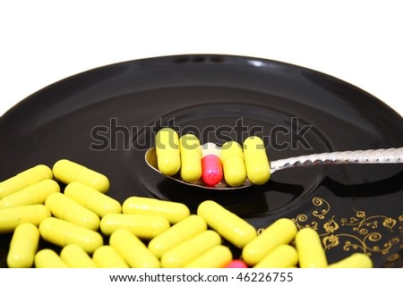 Dietary for healthy - stock photo