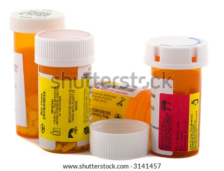 Different kinds of medication