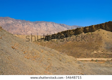 different mountains in Turkmenistan 3