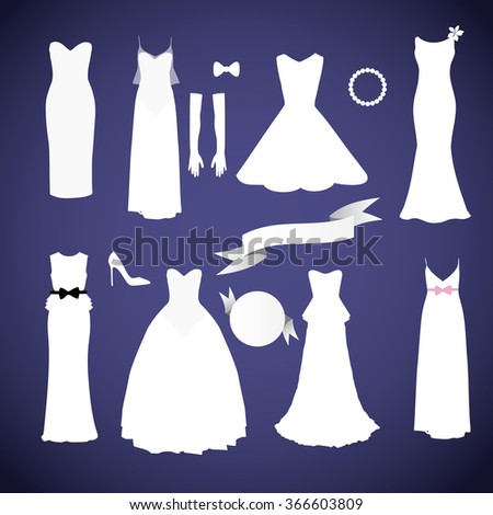 Different Styles Wedding Dresses Collection