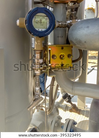 Differential Pressure transmitter installation in refinery