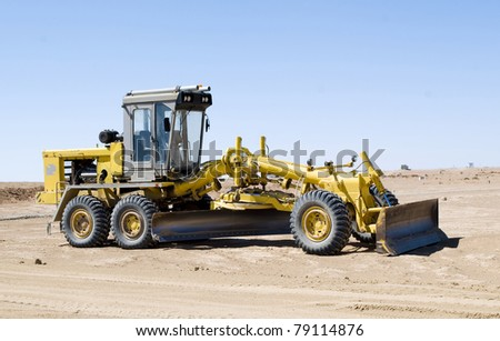 digger - stock photo