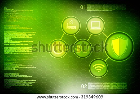 Digital Abstrct technology background