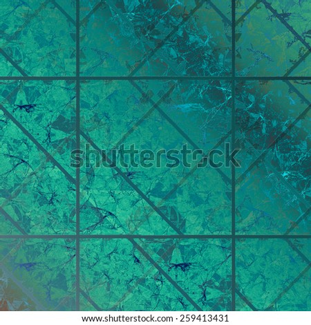 Digital Art, Green Marble Texture - stock photo
