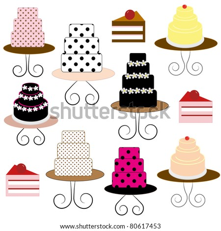 Happy birthday lit candles on colorful balloons royalty free stock - Birthday Cake Clip Art Stock Images Royalty Free Images