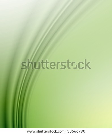 Digital creation of a green abstract background and texture.