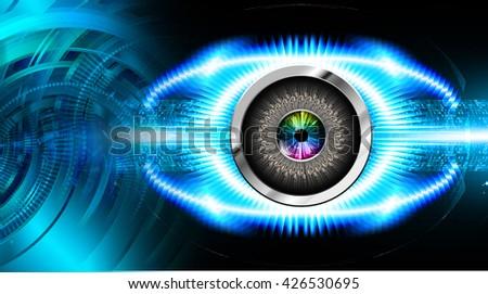 digital data background,blue abstract light hi tech pixel internet technology, Cyber security concept, Cyber digital, Cyber computer, Cyber background,cyber data, Cyber Technology,computer security - stock photo