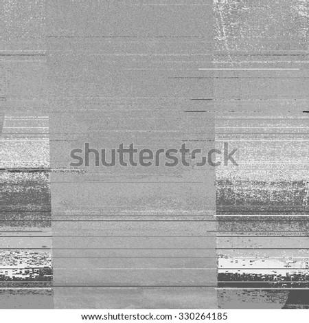 Digital glitch texture  - stock photo