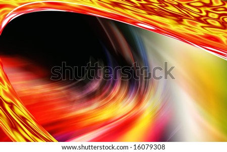 Digital illustration of digital background	 - stock photo