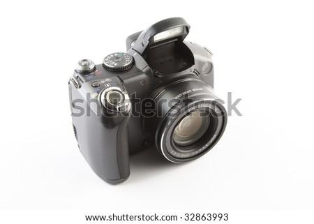 digital photo - stock photo