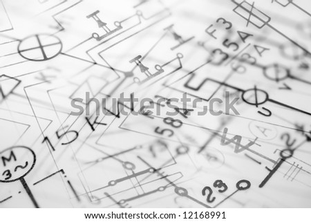 Electrical Plans Stock Images, Royalty-Free Images & Vectors ...