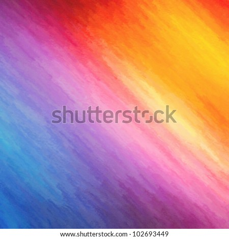 Digital structure of painting. - stock photo