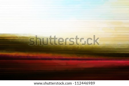 Digital structure of painting color abstract background created under style a watercolor. - stock photo