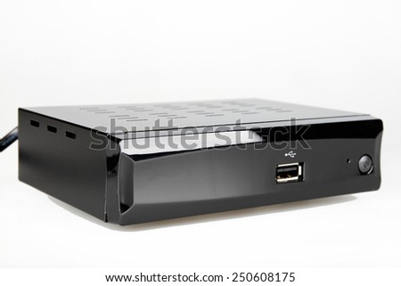Digital TV receiver DVB-T2