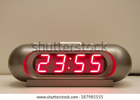 Digital Watch - stock photo
