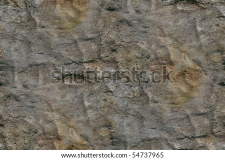 digitally created seamless color rock texture background - stock photo