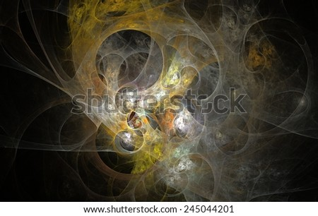 Digitally generated fractal texture of colorful color, abstract background. - stock photo