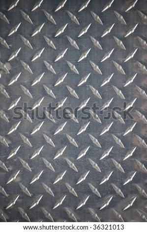 dimond metal surface / abstract industrial background /
