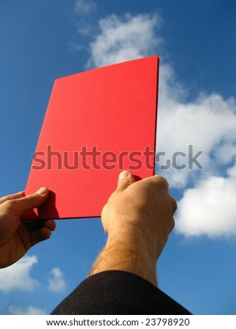 Diploma and hands - stock photo