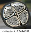 Direct buried cable - stock photo