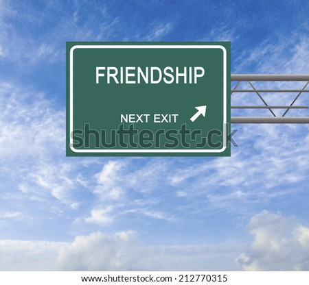 Direction to friendship